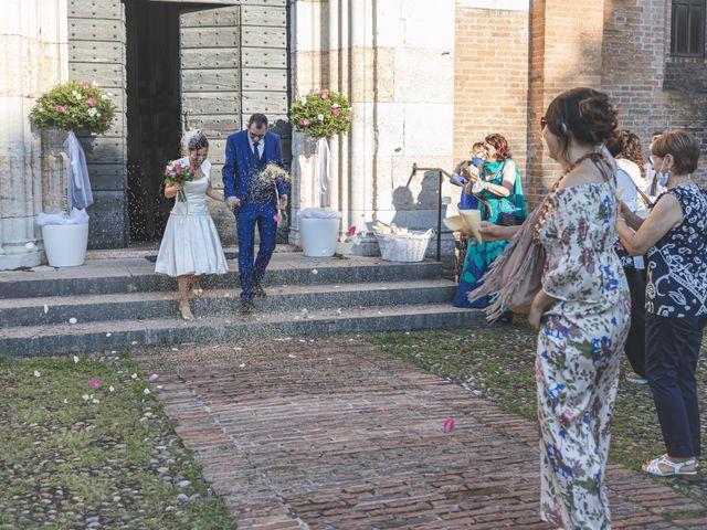 Il matrimonio di Lorenzo e Ilaria a Mantova, Mantova 20