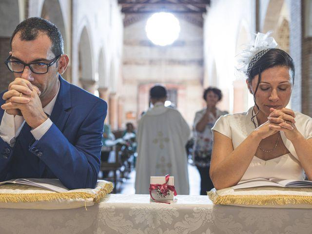 Il matrimonio di Lorenzo e Ilaria a Mantova, Mantova 24