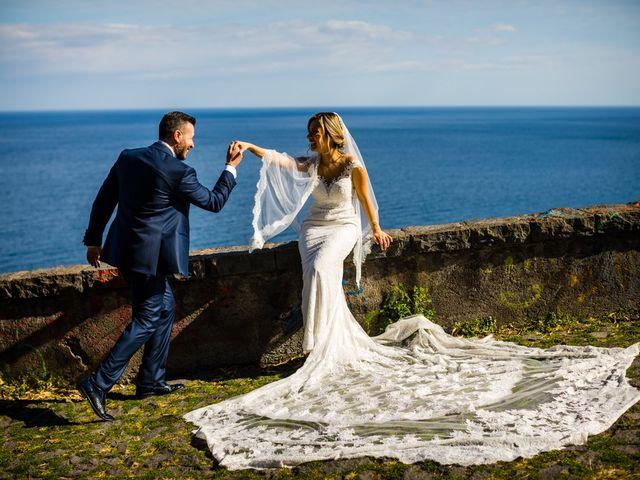 Il matrimonio di Claudia e Massimiliano a Catania, Catania 16