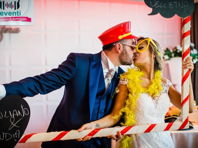 Il matrimonio di Claudia e Massimiliano a Catania, Catania 22