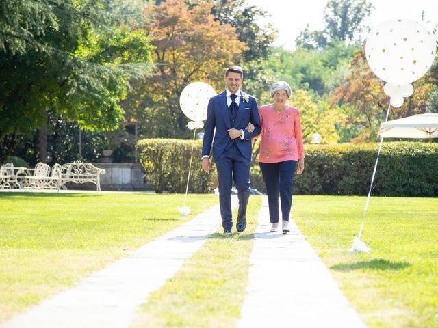 Il matrimonio di Luca e Marina a Tradate, Varese 7