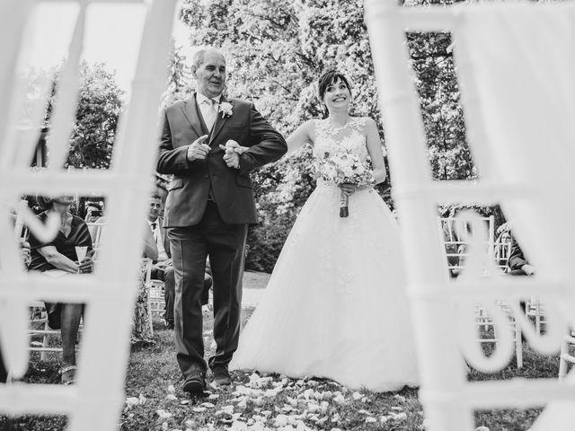 Il matrimonio di Luca e Marina a Tradate, Varese 8