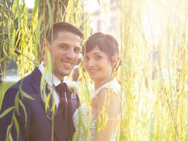 Il matrimonio di Luca e Marina a Tradate, Varese 14