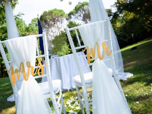 Il matrimonio di Luca e Marina a Tradate, Varese 19