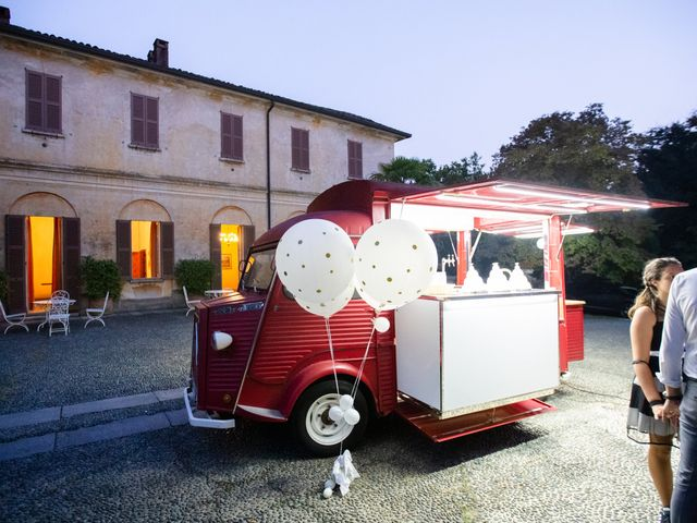 Il matrimonio di Luca e Marina a Tradate, Varese 22