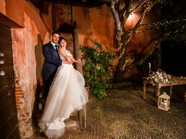 Il matrimonio di Luca e Marina a Tradate, Varese 27