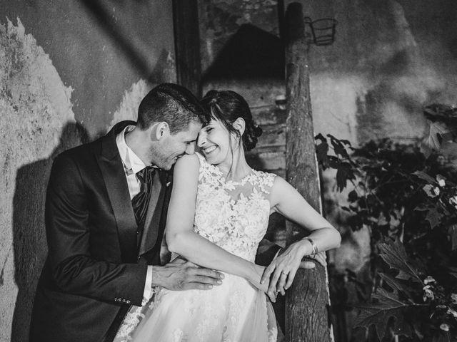 Il matrimonio di Luca e Marina a Tradate, Varese 28