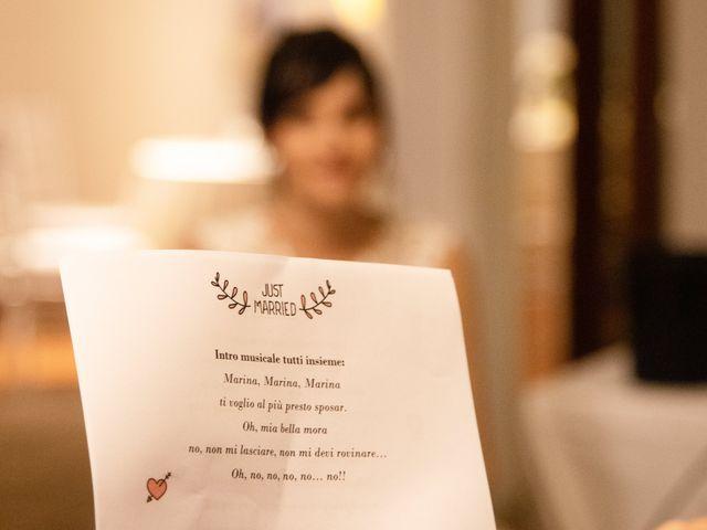 Il matrimonio di Luca e Marina a Tradate, Varese 30