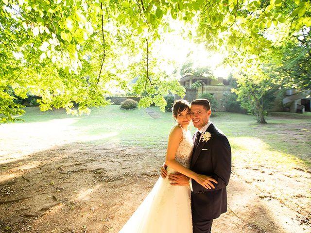 Il matrimonio di Luca e Marina a Tradate, Varese 21