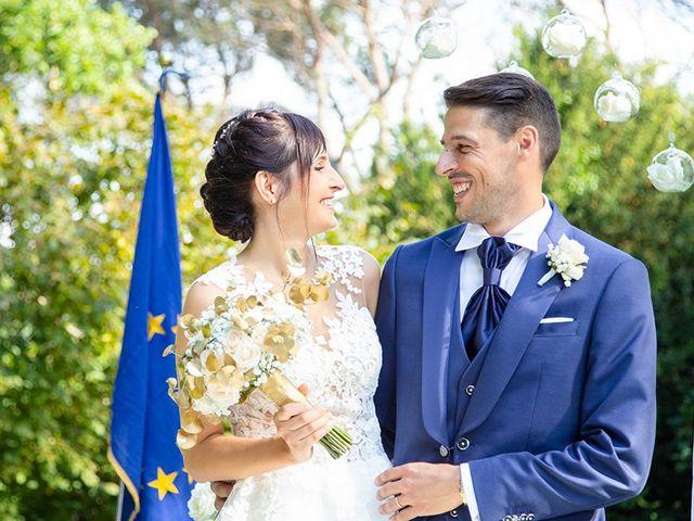 Il matrimonio di Luca e Marina a Tradate, Varese 32