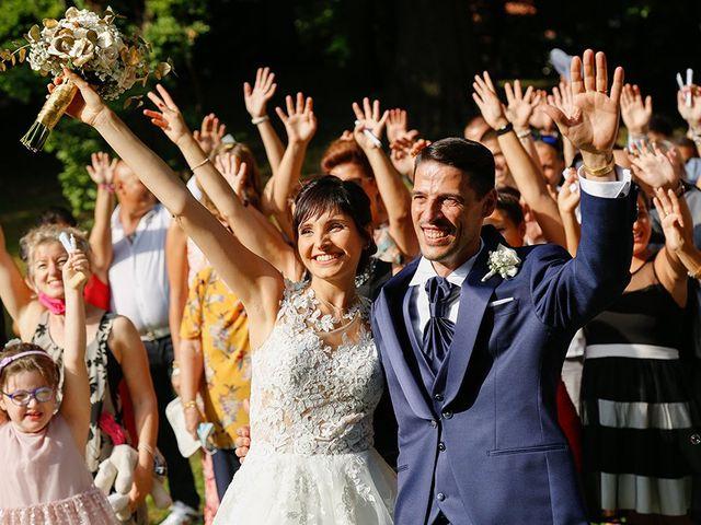 Il matrimonio di Luca e Marina a Tradate, Varese 35
