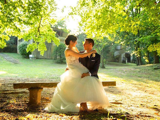 Il matrimonio di Luca e Marina a Tradate, Varese 36