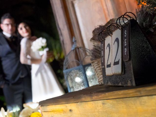 Le nozze di Gilda e Nico