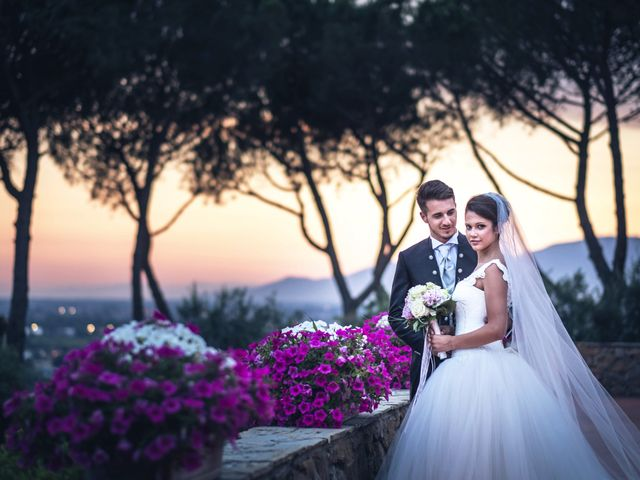 Le nozze di Greta e Lorenzo