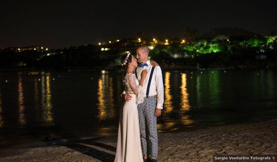 Il matrimonio di Edoardo e Stefania a Porto Rotondo, Sassari