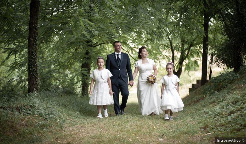 Il matrimonio di Angelo e Rosa a Lastra a Signa, Firenze