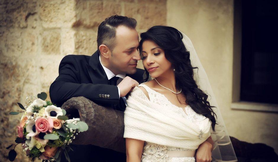 Il matrimonio di Amalia e Ivan a Otranto, Lecce