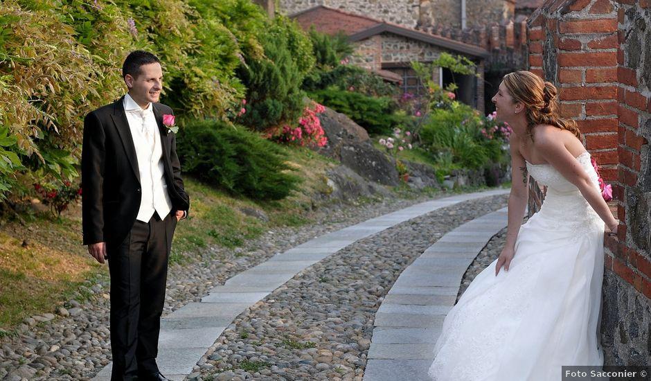 Il matrimonio di Michele e Cristina a Cuceglio, Torino