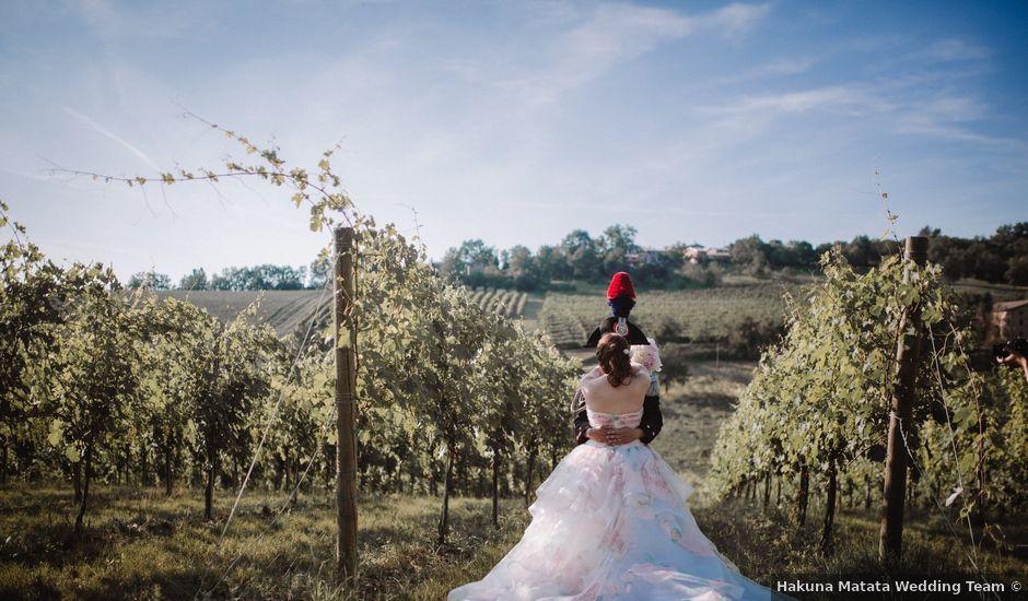 Il matrimonio di Michele e Giulia a Guiglia, Modena