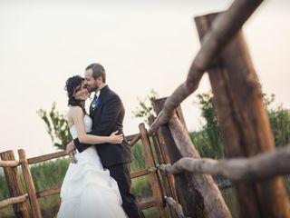 Le nozze di Lara e Giordano