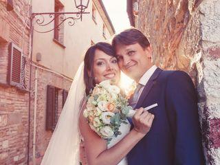Le nozze di Elisabetta e Gianpaolo