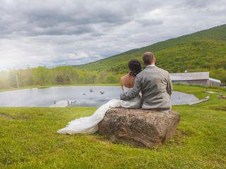 Le nozze di Allison e Jonathan