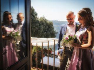 Le nozze di Nicoletta e Ivan