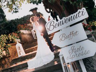 Le nozze di Lea e Diego