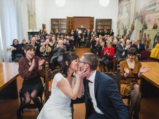 Le nozze di Erica e Oscar