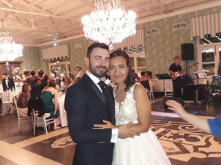 Le nozze di Giuseppe  e Elisa