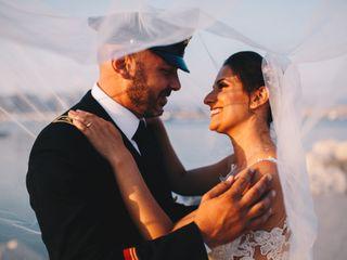 Le nozze di Ida e Francesco 1