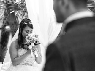 Le nozze di Jennifer e Celestino