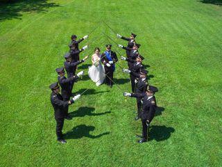 Le nozze di Oriana e Alberto