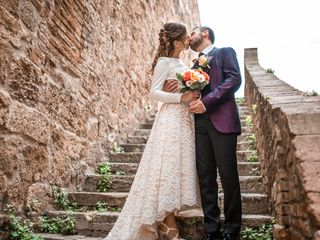 Le nozze di Francesca e Gionatan