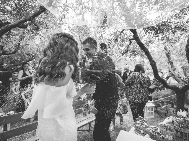 Il matrimonio di Davide e Carol a Carrara, Massa Carrara 11
