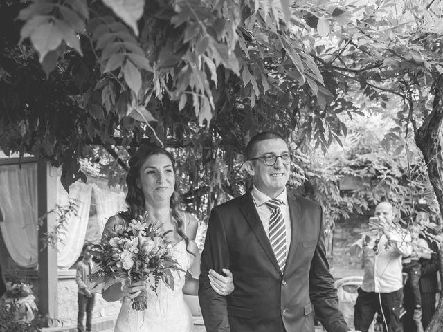 Il matrimonio di Davide e Carol a Carrara, Massa Carrara 17