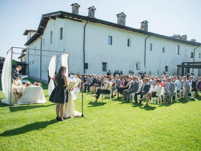 Il matrimonio di Fabio e Emilie a Bergamo, Bergamo 16