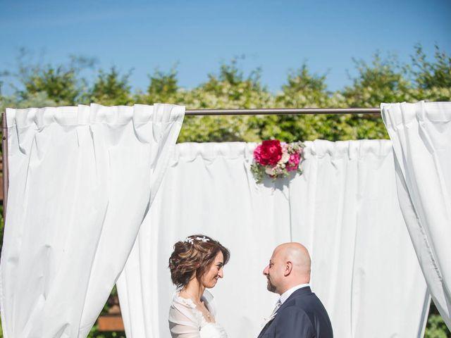 Il matrimonio di Fabio e Emilie a Bergamo, Bergamo 1