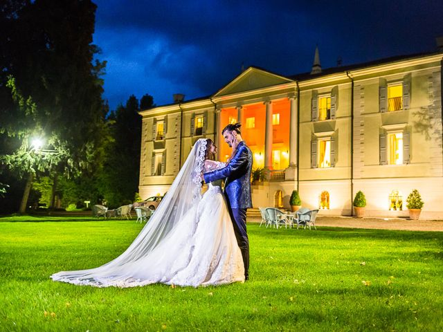 Le nozze di Marlena e Alberto