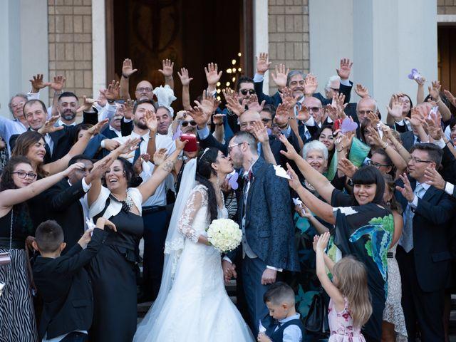 Il matrimonio di Heros e Veronica a Roma, Roma 1