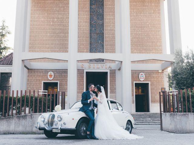 Il matrimonio di Heros e Veronica a Roma, Roma 2