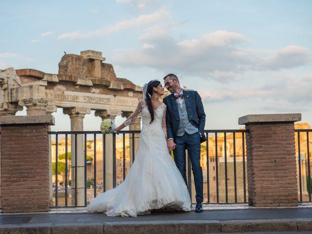Il matrimonio di Heros e Veronica a Roma, Roma 4
