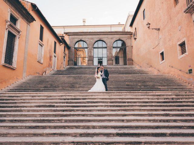 Il matrimonio di Heros e Veronica a Roma, Roma 5