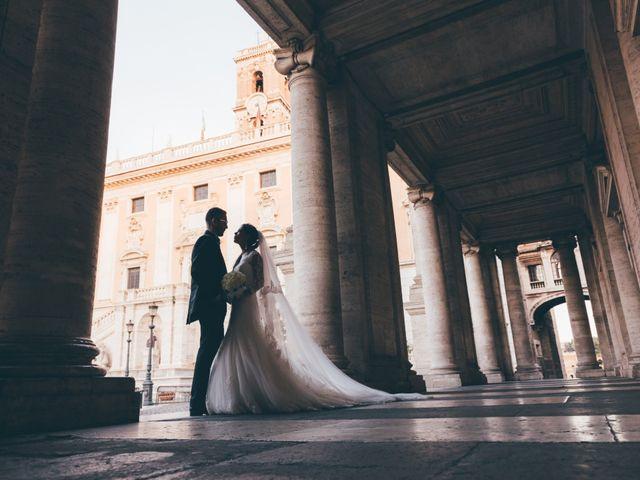 Il matrimonio di Heros e Veronica a Roma, Roma 6