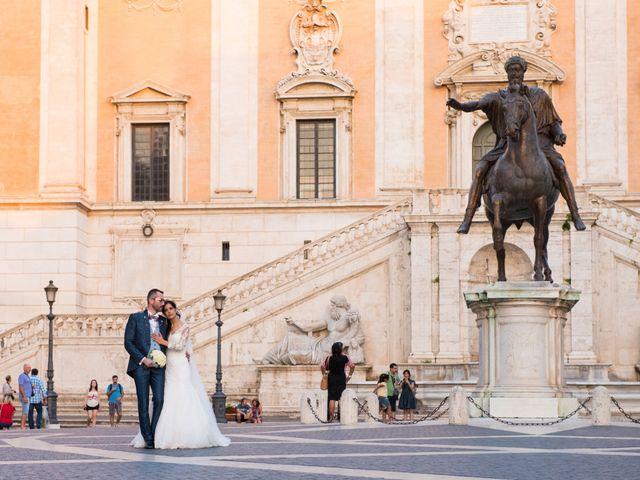 Il matrimonio di Heros e Veronica a Roma, Roma 7