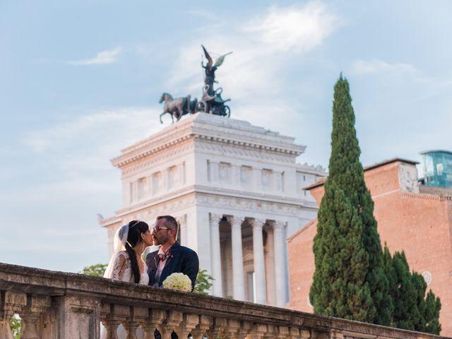 Il matrimonio di Heros e Veronica a Roma, Roma 8