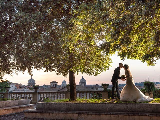 Il matrimonio di Heros e Veronica a Roma, Roma 9