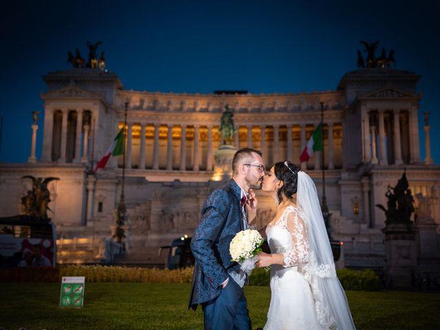 Il matrimonio di Heros e Veronica a Roma, Roma 10