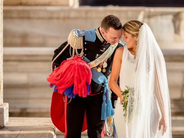 le nozze di Ludovica e Fabio
