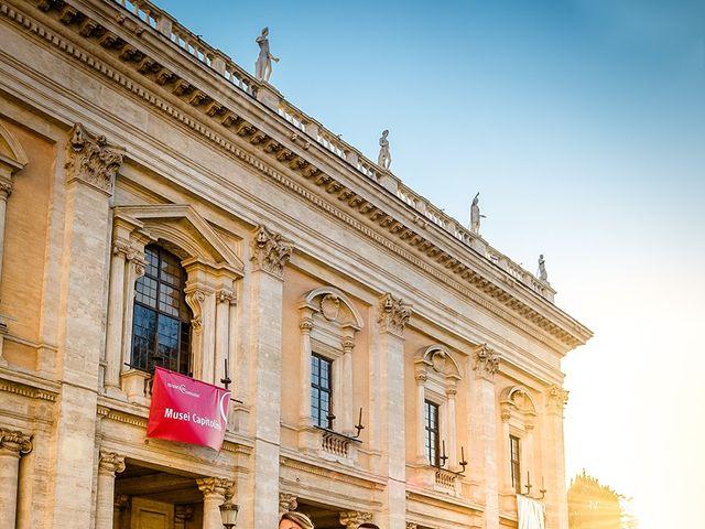 Il matrimonio di Fabio e Ludovica a Roma, Roma 2